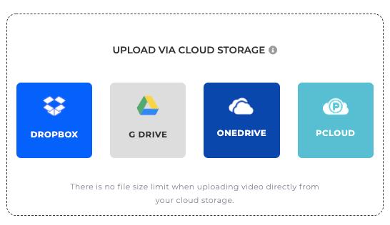 OneStream Live - Cloud Storage Services