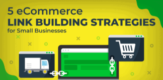 5 eCommerce Link Building Strategies for Small Businesses