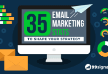35 Email Marketing Stats to Shape Your Strategy