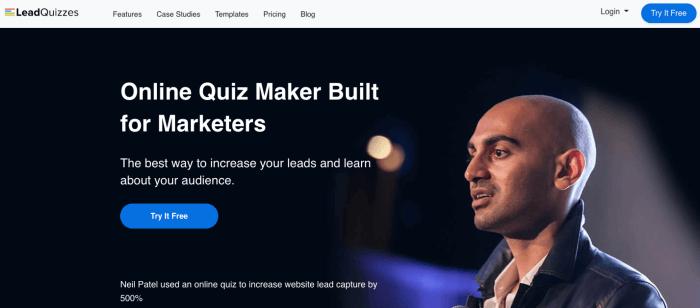 LeadQuizzes - Quiz Maker