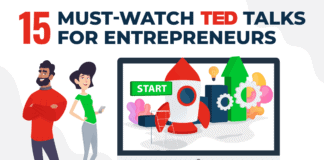 15 Must-Watch TED Talks for Entrepreneurs