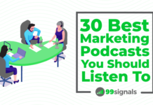 30 Best Marketing Podcasts You Should Listen To