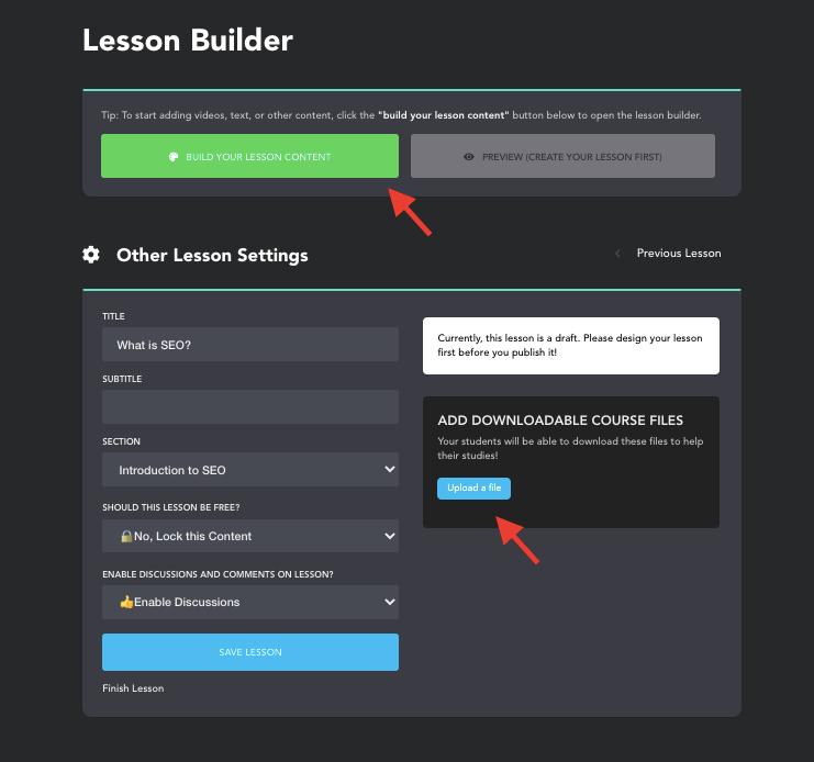 Hyax Lesson Builder