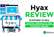 Hyax Review: Platform to Sell Digital Products and Courses Online