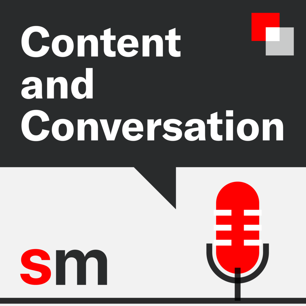Content and Conversation is a podcast by Siege Media, an SEO-focused content marketing agency based in San Diego.