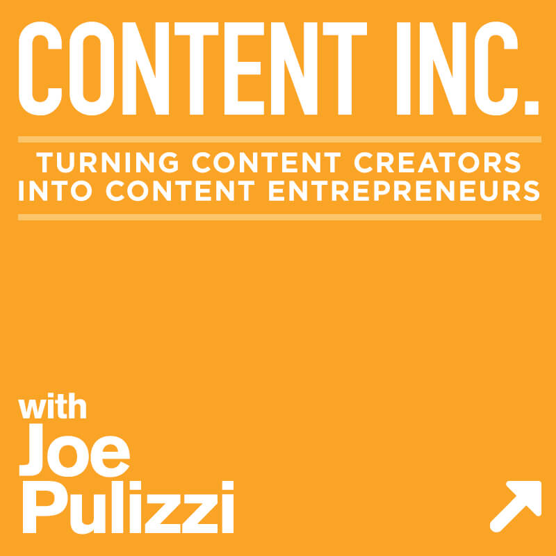 Content Inc. Podcast - Best Content Marketing Podcasts