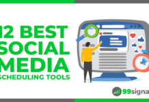 12 Best Social Media Scheduling Tools That'll Help You Save Time
