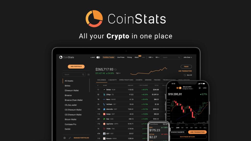 CoinStats AppSumo Deal