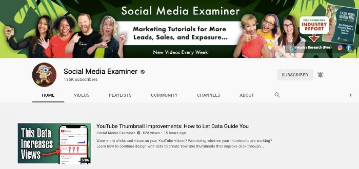 SME YouTube Channel - Best Marketing YouTube Channels