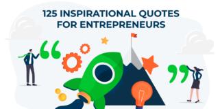 125 Inspirational Quotes for Entrepreneurs