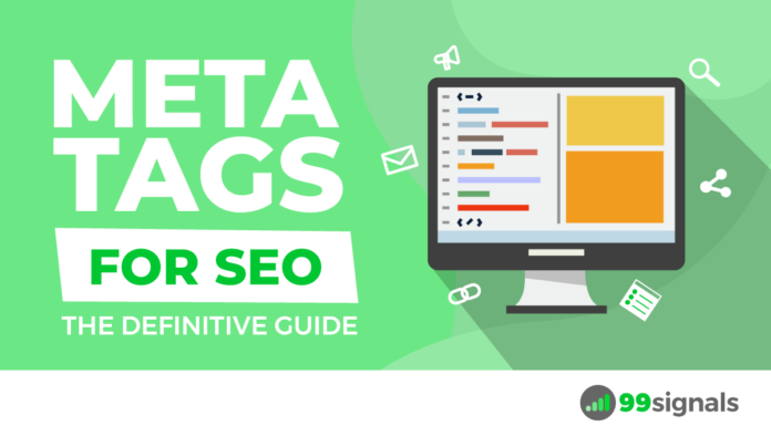 Meta Tags for SEO: The Definitive Guide