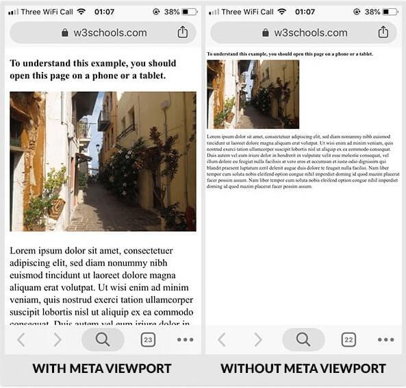 Meta Viewport Tag Example: Meta Tags for SEO