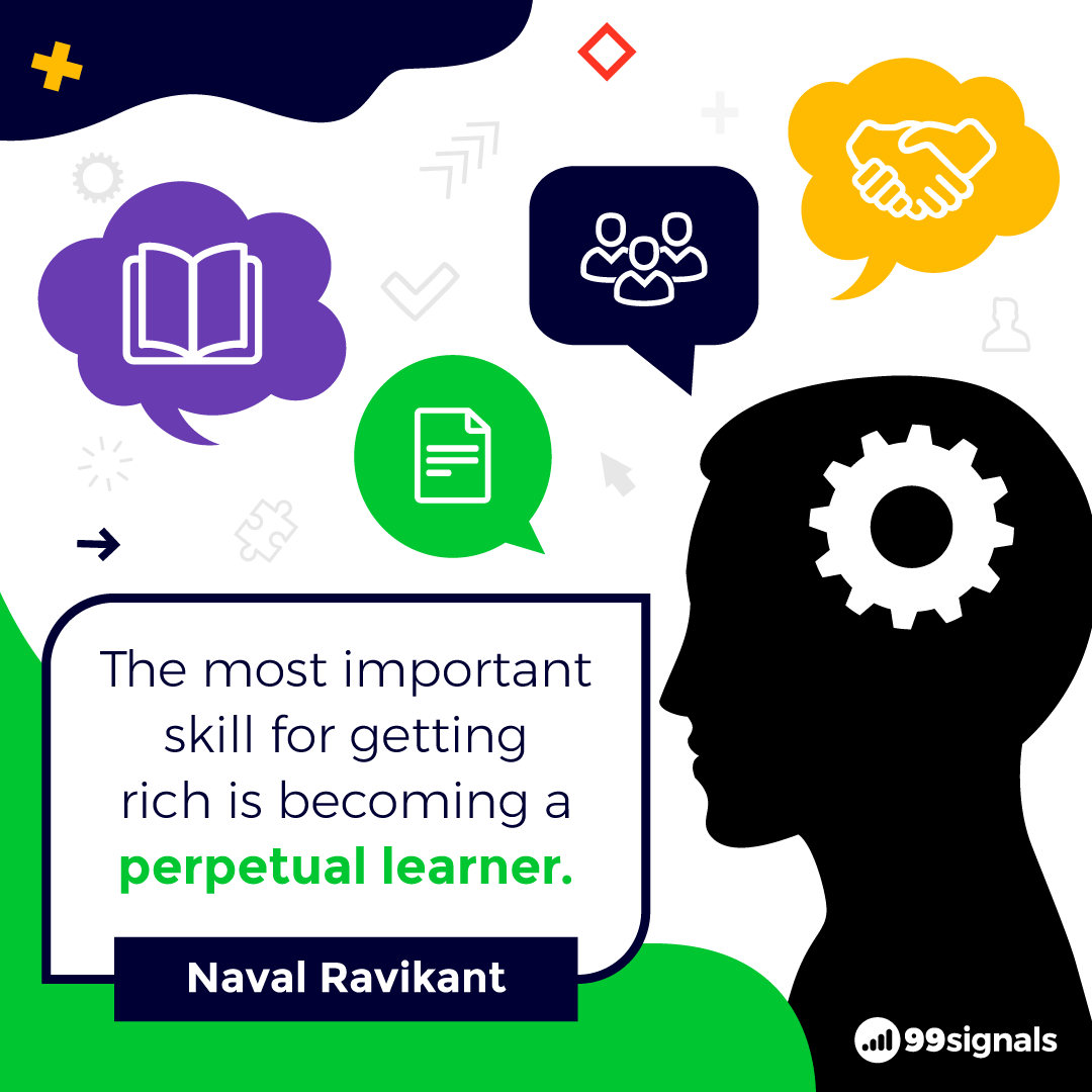 Naval Ravikant Quote - Inspirational Quotes for Entrepreneurs