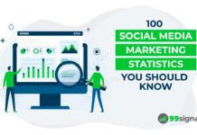 100 Social Media Marketing Statistics You Should Know
