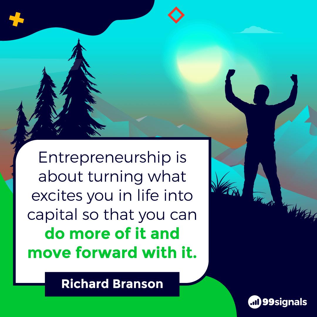 Richard Branson Quote - Best Quotes for Entrepreneurs