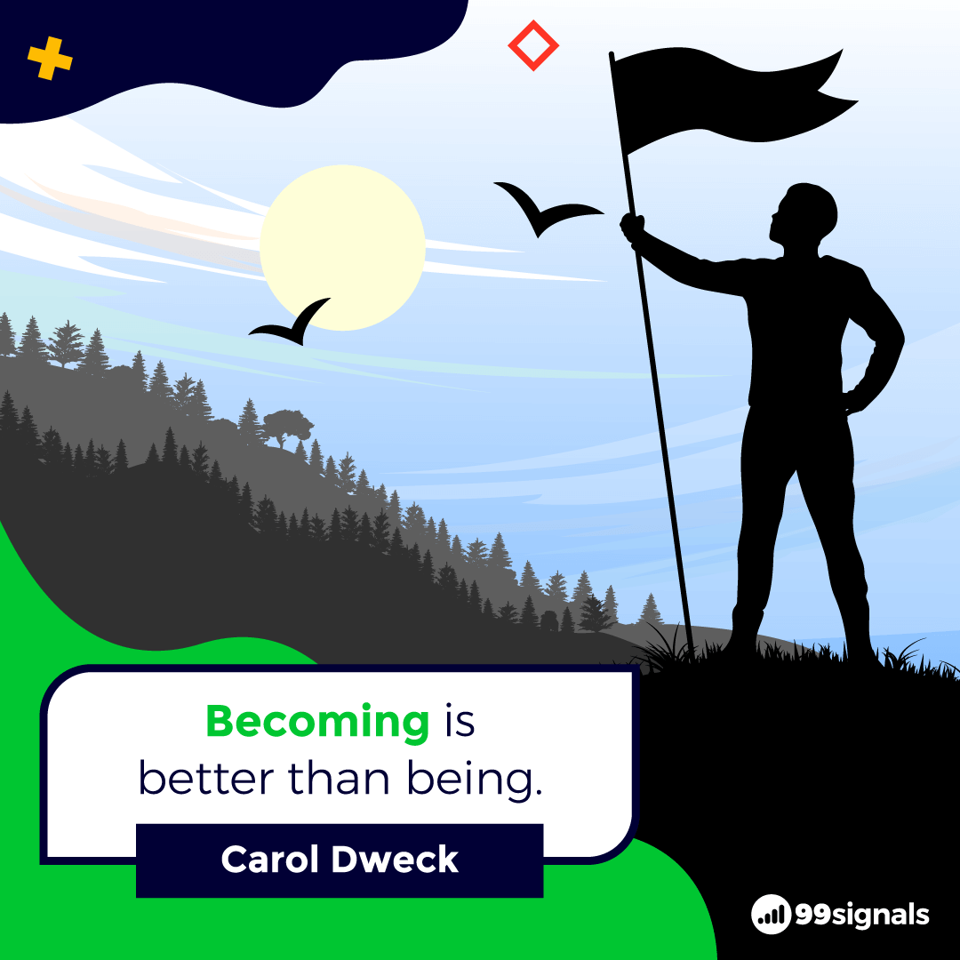 Carol Dweck Quote - Inspirational Quotes for Entrepreneurs