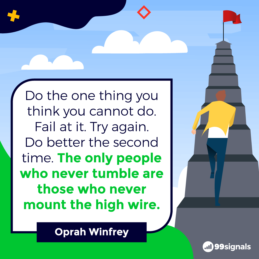 Oprah Quote - Best Quotes for Entrepreneurs