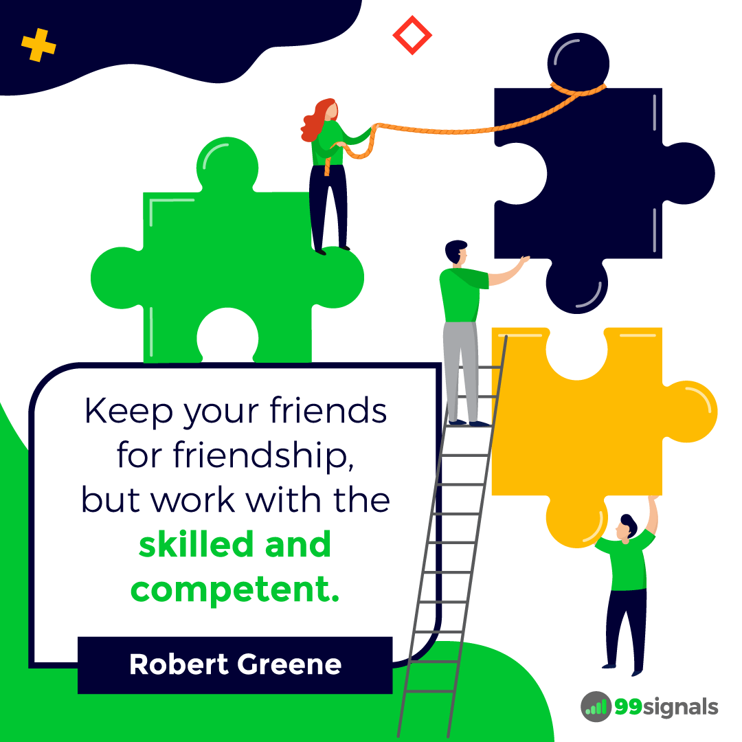 Robert Greene Quote - Motivational Quotes for Entrepreneurs