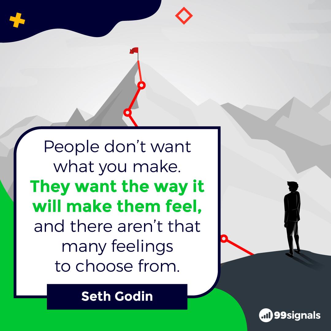 Seth Godin Quote - 99signals