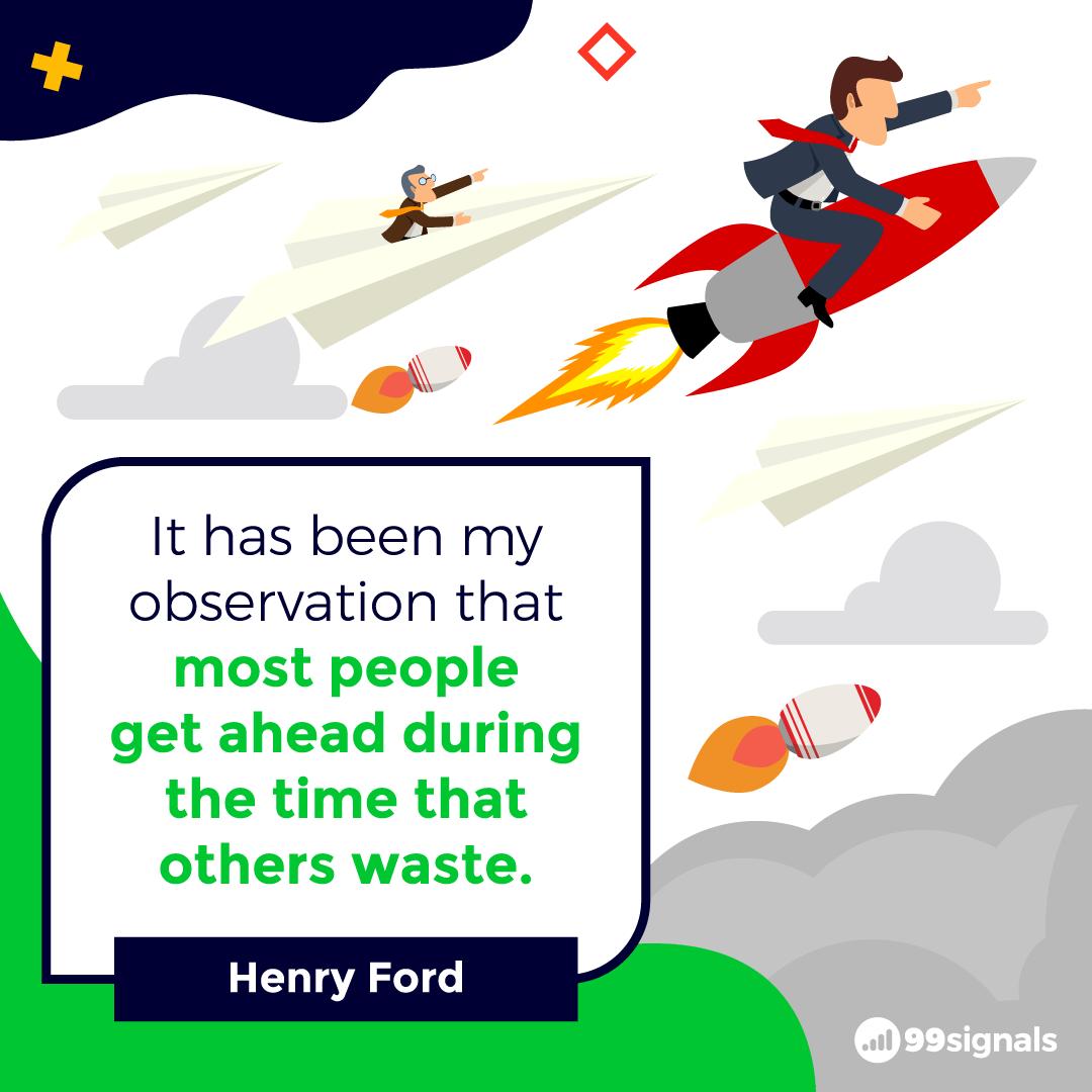 Henry Ford Quote - Kutipan Motivasi untuk Pengusaha