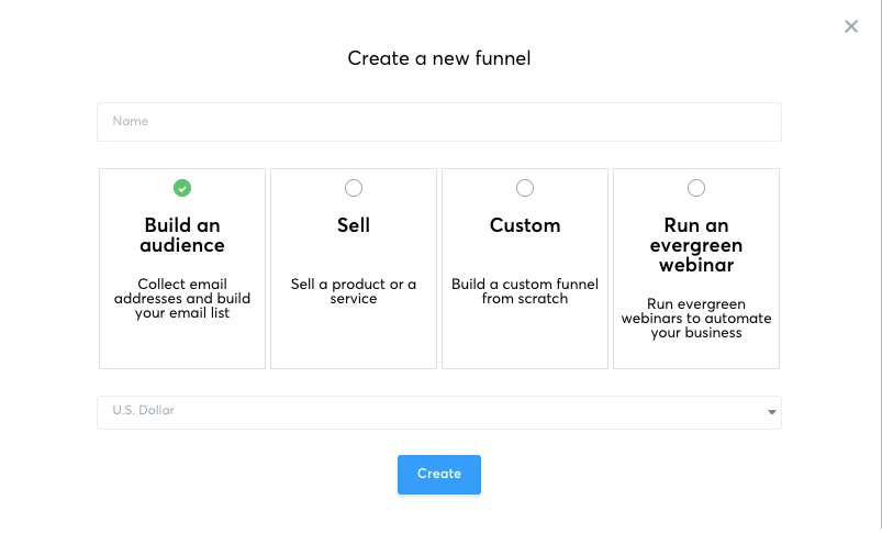 Systeme.io Review - Creating New Funnel
