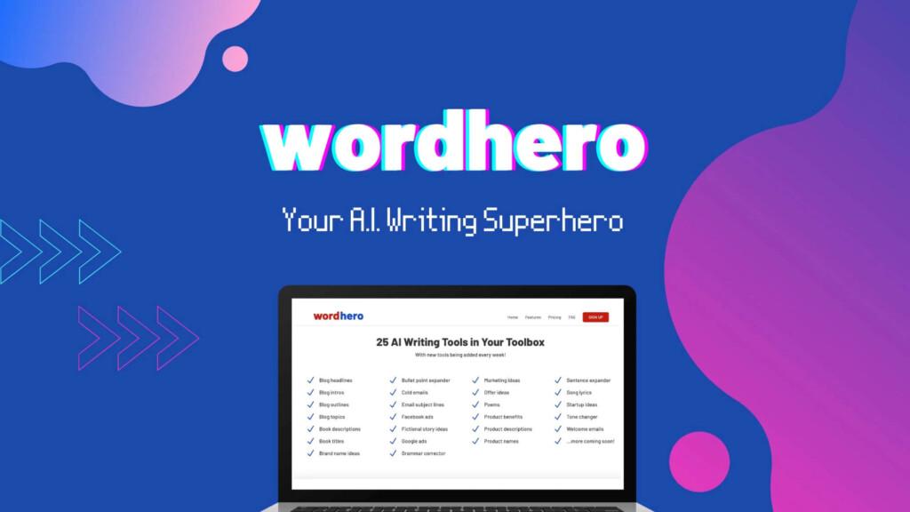 WordHero AppSumo Deal