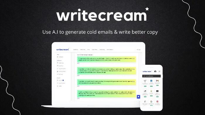 Writecream AppSumo Deal
